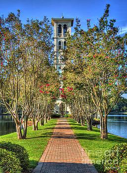 Reid Callaway - Sounds Of Victory The Bell Tower Furman University Greenville South Carolina Art