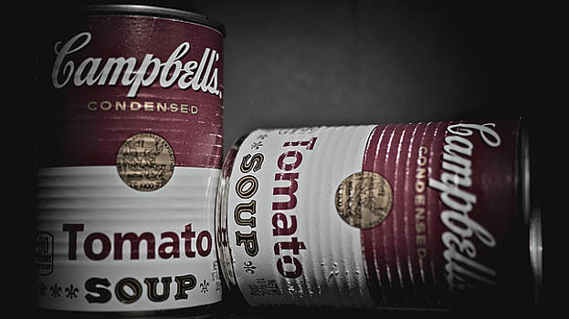Soup Can by Philip A Swiderski Jr