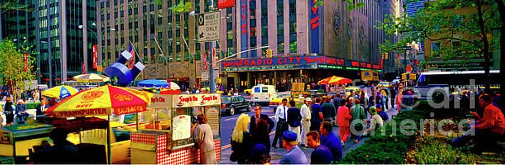 Soups On Radio City Music Hall  by Tom Jelen