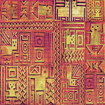 South American Shamans by Vagabond Folk Art - Virginia Vivier