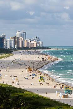 South Beach by Ed Gleichman