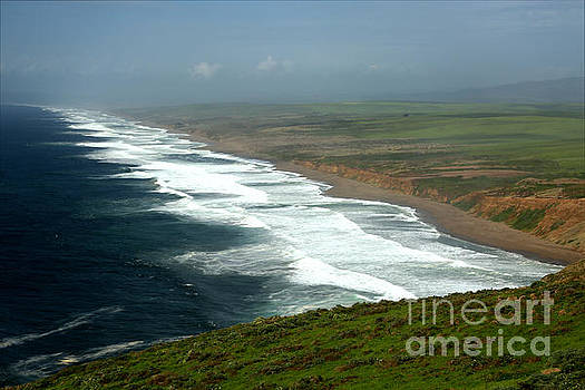 Adam Jewell - South Beach Gentle Surf