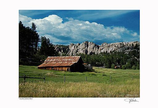 South Dakota Barn by JR Harke Photography