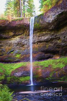 Jon Burch Photography - South Falls Dream
