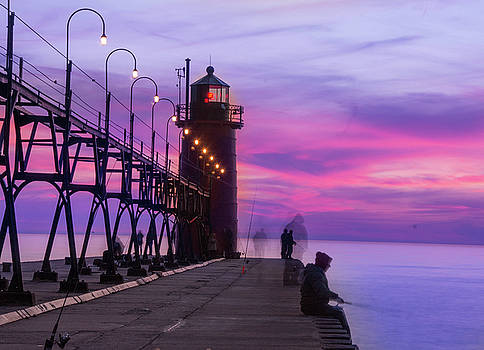 South Haven Bliss by Colin Collins