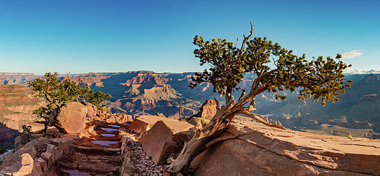 South Kaibab Grand Canyon by Phil Abrams