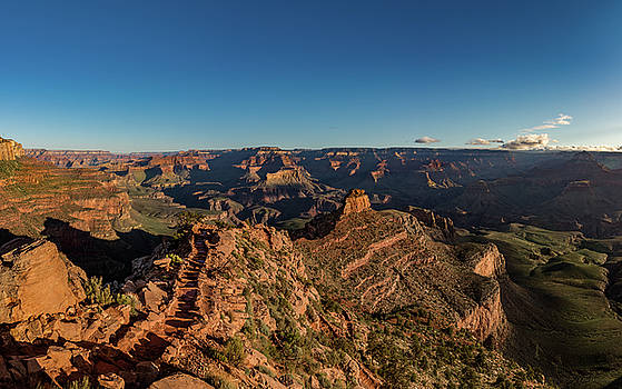 South Kaibab Trail by Phil Abrams