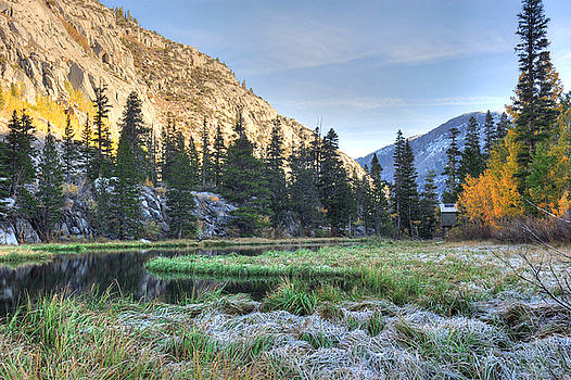 South Lake in Bishop Creek by Dung Ma