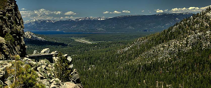 South Lake Tahoe by Michael Gordon