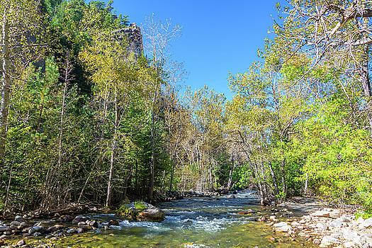 South Piney Creek by Jess Kraft
