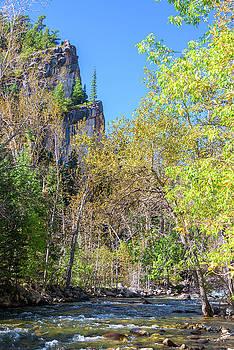 South Piney Creek View by Jess Kraft