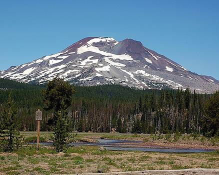 South Sister by Scott Gould