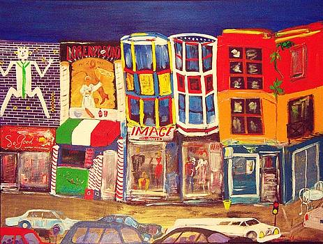 South Street by Lilliana Didovic
