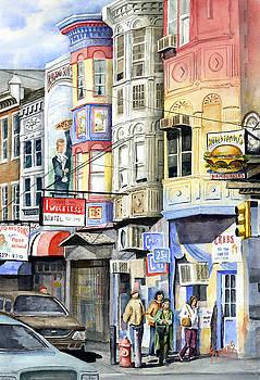 Sam Sidders - South Street