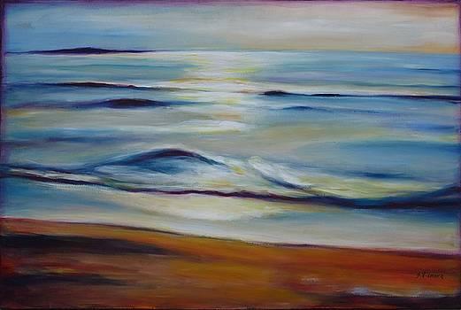 Southamptom Summer II by Sheila Diemert