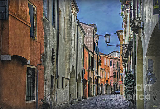 Southern Alley by Hanny Heim