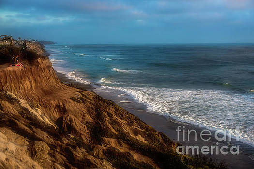 Southern CA Coast - 4955b by Debra Kewley