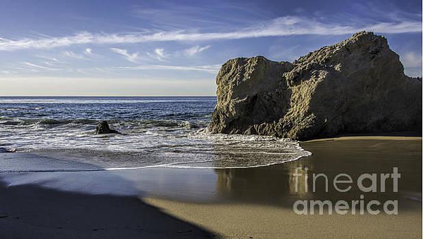 Southern California Coast by Bill Baer