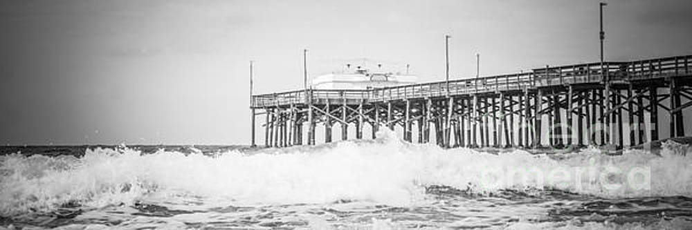 Paul Velgos - Southern California Pier Panoramic Picture