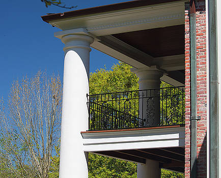 Southern Column by Douglas Grohne