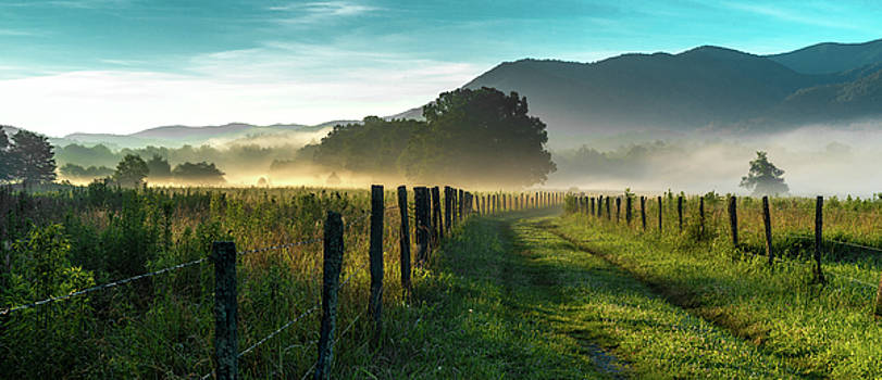Southern Country Morning by Eric Albright
