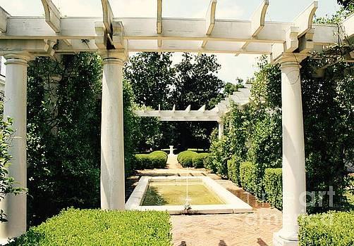 Southern Courtyard by Danielle Groenen