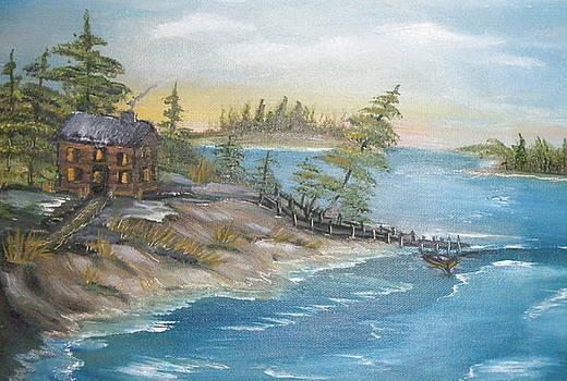 Southern Dreams by Trisha Ward