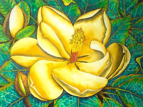Southern Magnolia by Daniel Jean-Baptiste