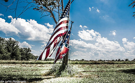 Southern pride  by Kim Loftis