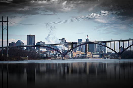 Southside And The High Bridge by Matthew Blum