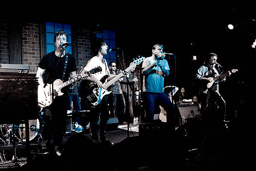 Southside Johnny and the Asbury Jukes by Jerry Frishman