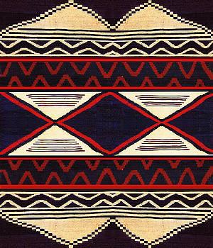 Southwest Folk Art  by Vagabond Folk Art - Virginia Vivier