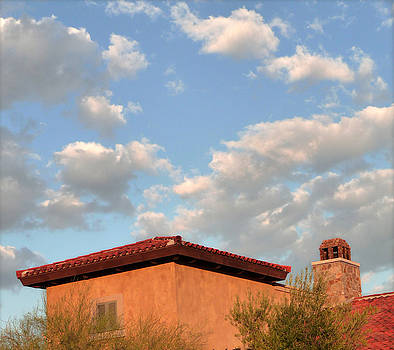 Southwest Skyscape by Vicki Hone Smith
