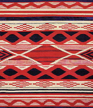 Southwest Tribal Design by Vagabond Folk Art - Virginia Vivier