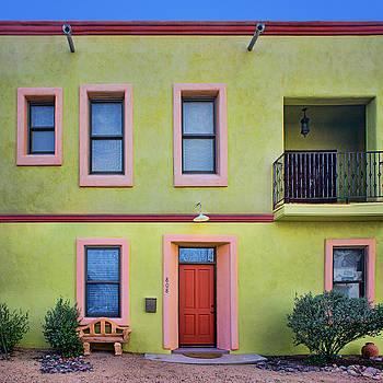 Nikolyn McDonald - Southwestern - Architecture - Barrio Viejo