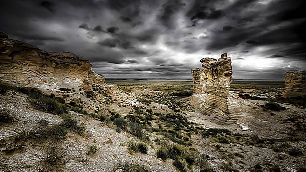 Southwestern Storm by Garett Gabriel