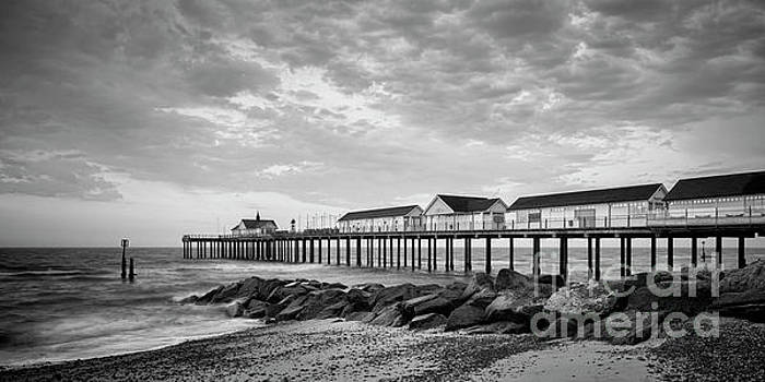 Southwold Pier by Colin and Linda McKie
