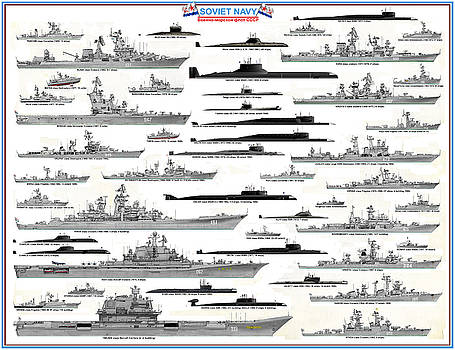 Soviet Navy by The collectioner
