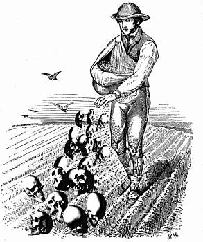 Sowing Fear by Jonathon Prestidge