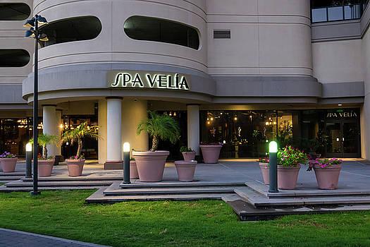 Robert VanDerWal - Spa Velia In San Diego
