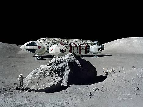 Andrea Gatti - Space 1999