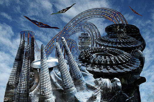 Space City by Lisa Yount