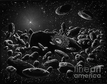 Space City by Murphy Elliott