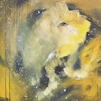 Space Elephant by Kate Maconachie