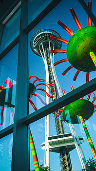 Space Needle by Jason Butts
