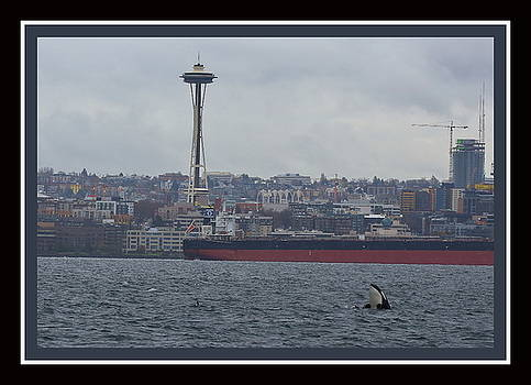 Space Needle-Orca by BYETPhotography