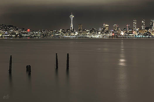 Space Needle by Thomas Ashcraft