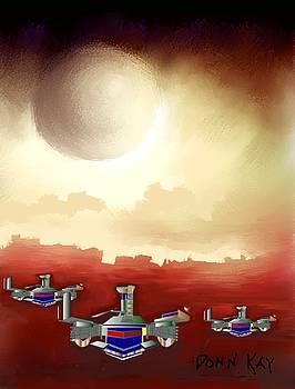 Space Patrol by Donn Kay