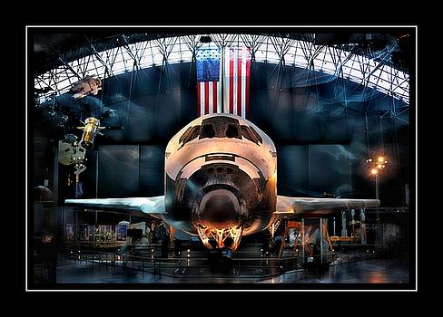 Space Shuttle by Scott Fracasso