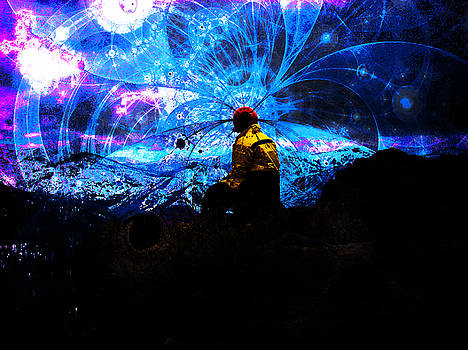 Space Watcher by Bear Welch
